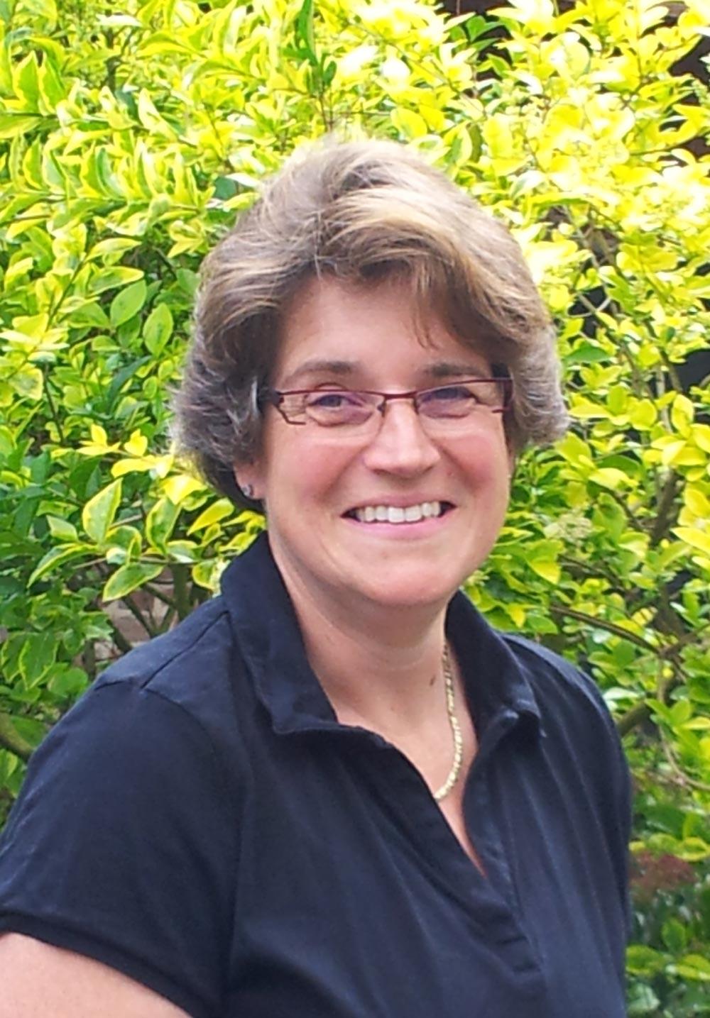 Agrarpaedagogin Dr. Inge Wolf